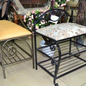 Кованая мебель Кованая мебель для прихожей Арт. М-008 Norkovka